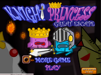 Knigh Princess Great Escape