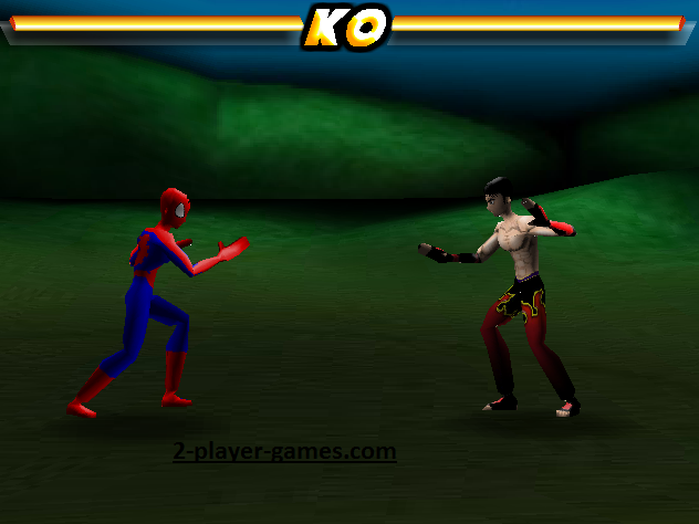 games fight 2 player