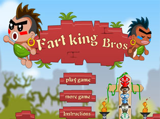 Hardest Fart king Bros