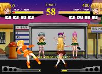 Schoolgirl Street Fighter