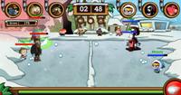 SnowBrawl Fight 3