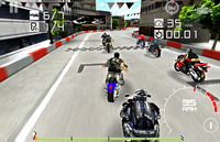 Race Motorbikes vs Choppers