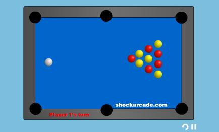 Shock Billiard