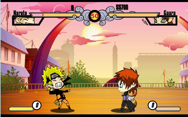Naruto Mini Battle 2012