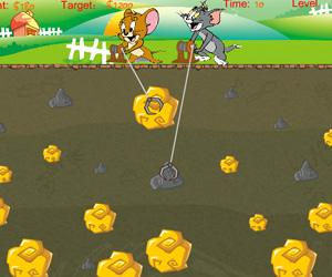 Tom and Jerry Gold Miner 2