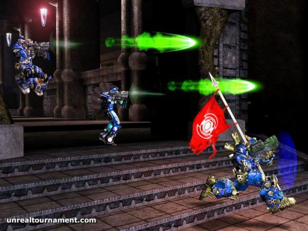 3D Unreal Tournament